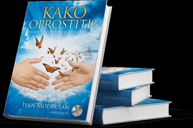 Ivan Modrušan - knjiga kako oprostiti